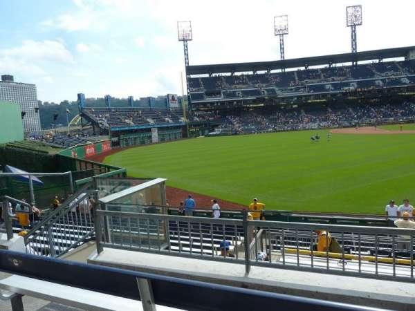PNC Park, secção: 237, fila: C, lugar: 19