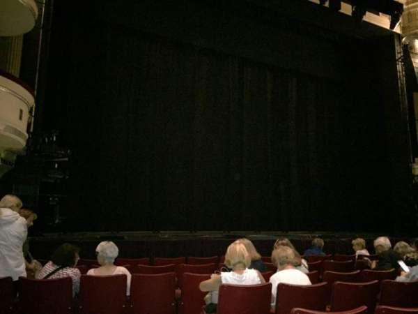 Birmingham Hippodrome, secção: Front Stalls, fila: H, lugar: 36