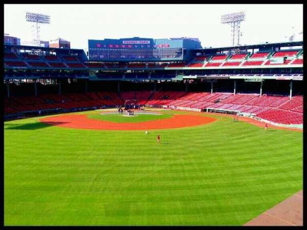 Fenway Park, secção: Monster