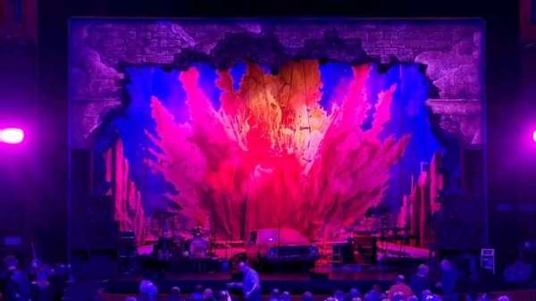 James M. Nederlander Theatre, secção: Orchestra C, fila: Y, lugar: 107