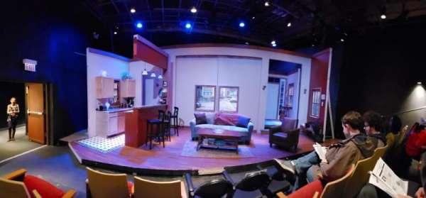 Theater Wit, fila: C, lugar: 03