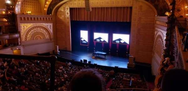 Auditorium Theatre, secção: FBLC RS, fila: C, lugar: 118