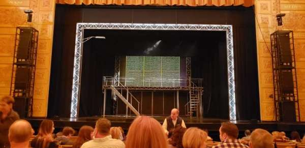 Auditorium Theatre, secção: ORCHC, fila: M, lugar: 305