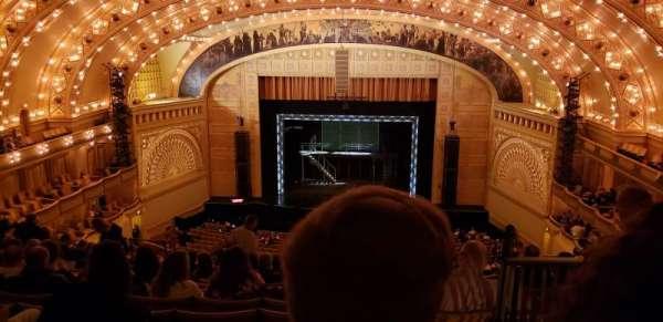 Auditorium Theatre, secção: MBLCCR, fila: M, lugar: 310