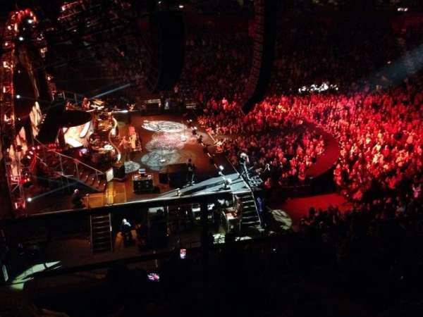 Mohegan Sun Arena, secção: 119, fila: E, lugar: 13