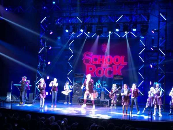 Gillian Lynne Theatre, secção: Stalls