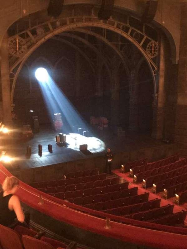 Lyric Theatre, secção: DRESSL, fila: E, lugar: 13