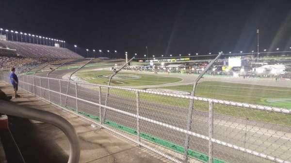 Kentucky Speedway, secção: GS3A, fila: 1, lugar: 16