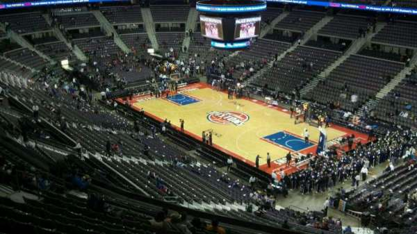 The Palace of Auburn Hills, secção: 226, fila: 14, lugar: 002