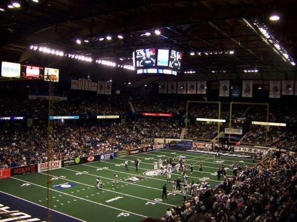 Allstate Arena, secção: 213, fila: D, lugar: 35