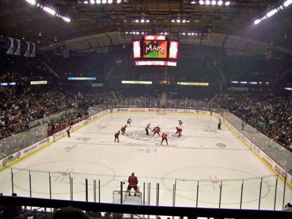 Allstate Arena, secção: 206, fila: B, lugar: 32