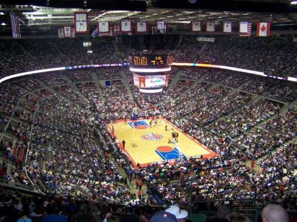 The Palace of Auburn Hills, secção: 210, fila: 18, lugar: 3