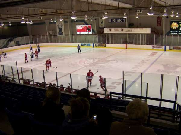 Canlan Ice Sports – York, secção: GA