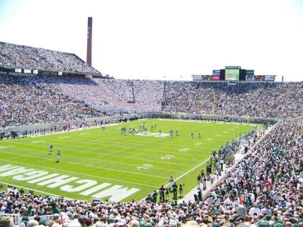 Spartan Stadium, secção: 29, fila: 42, lugar: 22