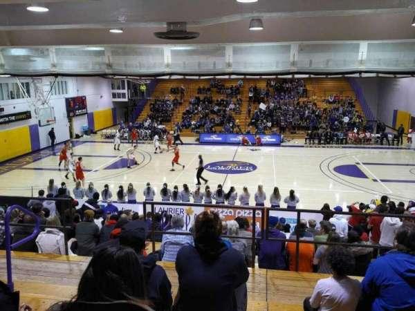 Golden Hawks Athletic Complex, secção: GA