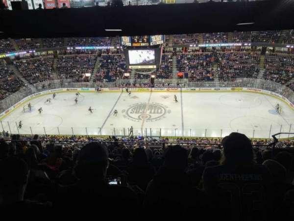 Northlands Coliseum, secção: 337, fila: 48, lugar: 4