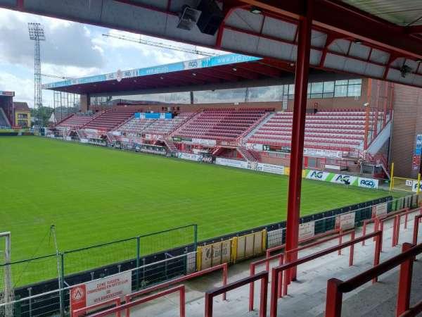 Guldensporen Stadion, secção: I