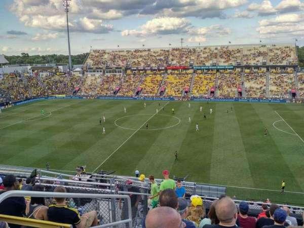 Mapfre Stadium, secção: 224, fila: 11, lugar: 19