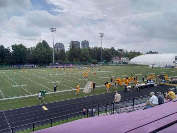 Knight-Newbrough Field at University Stadium, secção: Gf