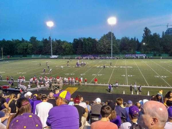 Knight-Newbrough Field at University Stadium, secção: D
