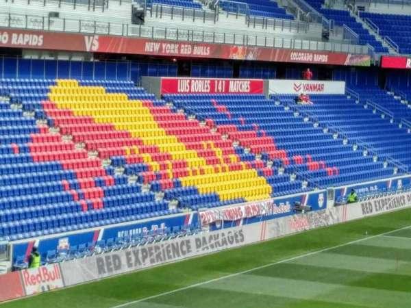 Red Bull Arena (New Jersey), secção: 120