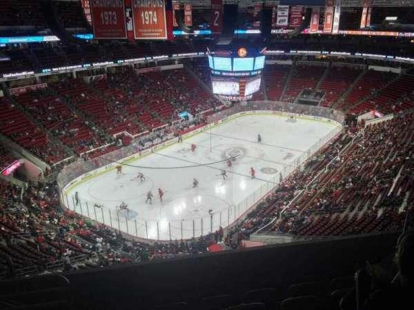 PNC Arena, secção: 330, fila: F, lugar: 9