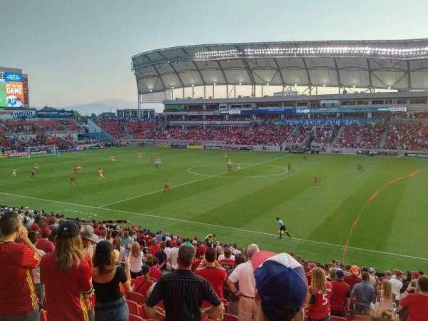 Rio Tinto Stadium, secção: 36, fila: Z, lugar: 5