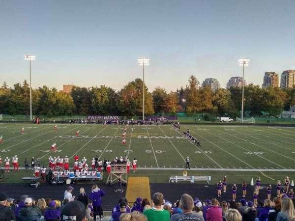 Knight-Newbrough Field at University Stadium, secção: GA