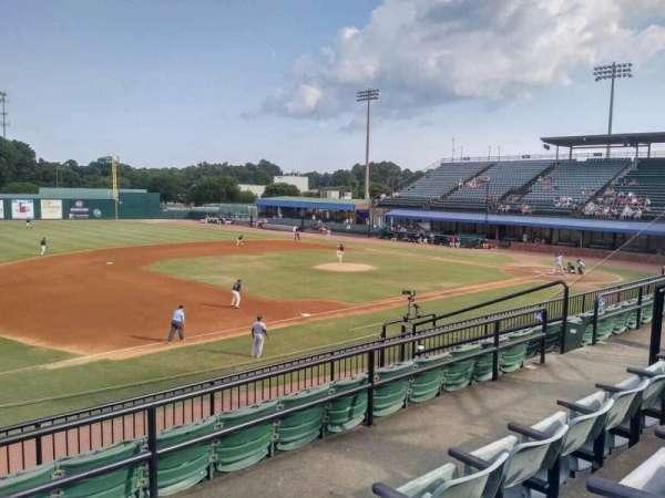 Hank Aaron Stadium, secção: GA
