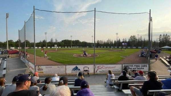 Coates Stadium, secção: GA