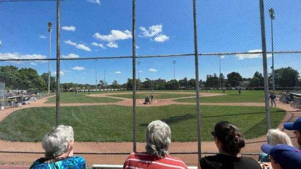 Jack Couch Ballpark, secção: GA