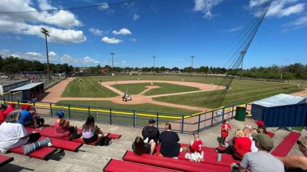 Bernie Arbour Memorial Stadium, secção: GA