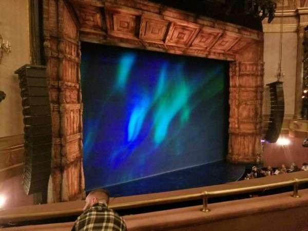 St. James Theatre, secção: Mezz, fila: C, lugar: 17