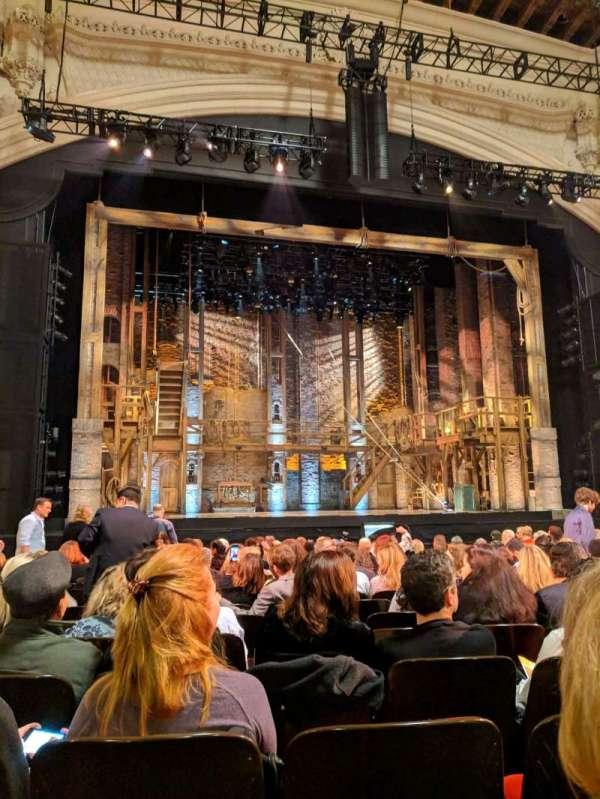Orpheum Theatre (San Francisco), secção: Orchestra, fila: P, lugar: 117