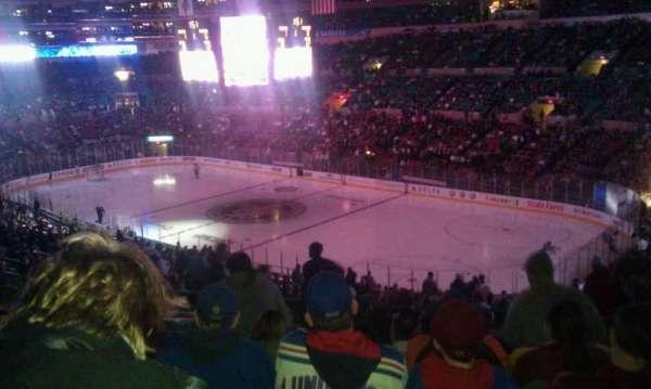 Madison Square Garden, secção: 328, fila: j, lugar: 6