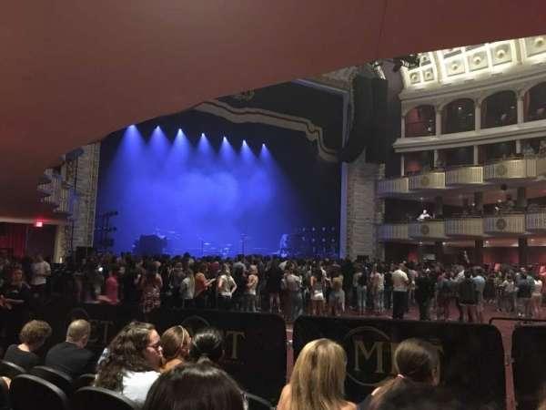 The Met Philadelphia, secção: Orchestra 9, fila: E, lugar: 6