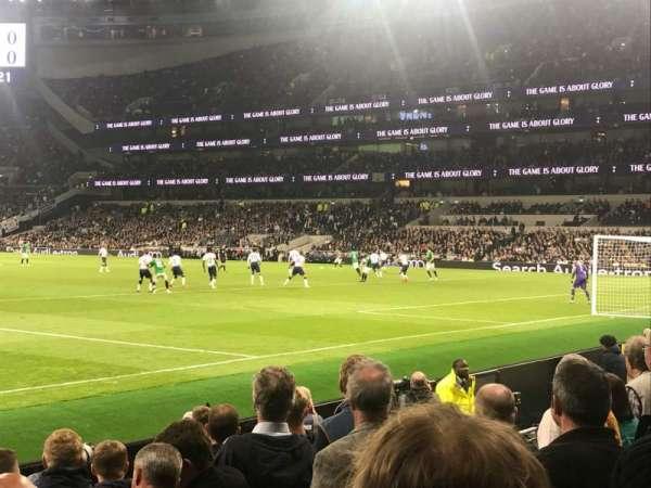 Tottenham Hotspur Stadium, secção: 115, fila: 6, lugar: 441
