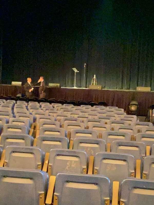Hulu Theater at Madison Square Garden, secção: 100, fila: S, lugar: 31