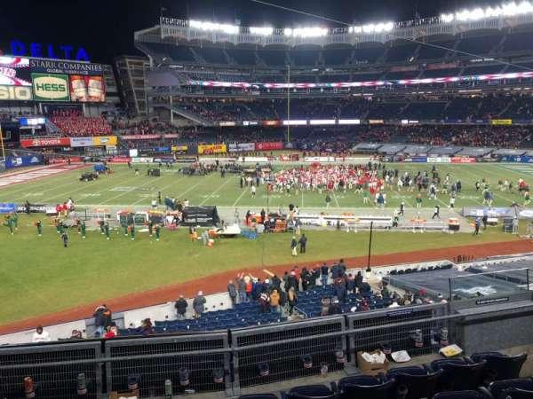 Yankee Stadium, secção: 230, fila: 6