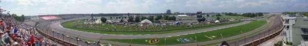 Indianapolis Motor Speedway, secção: 32, fila: QQ, lugar: 13