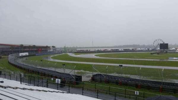 NOLA Motorsports Park, secção: G5, fila: 20, lugar: 1