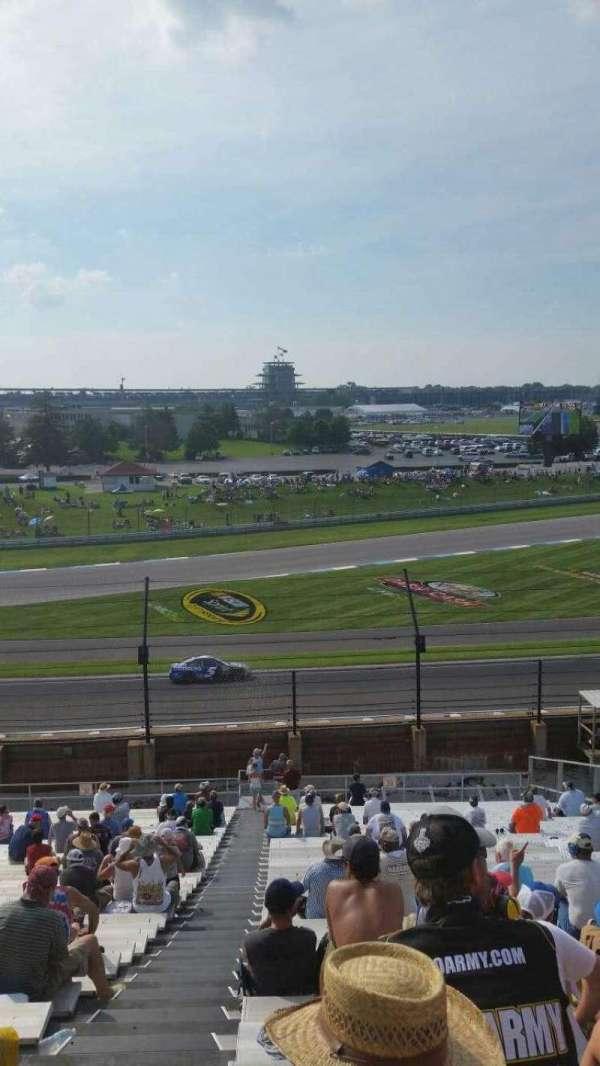 Indianapolis Motor Speedway, secção: 32, fila: QQ, lugar: 1