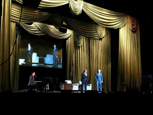 Saenger Theatre (New Orleans), secção: Orchestra L, fila: N, lugar: 35