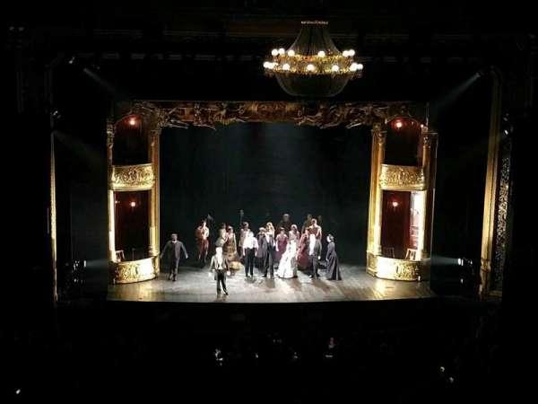 Saenger Theatre (New Orleans), secção: Balcony, fila: H, lugar: 101