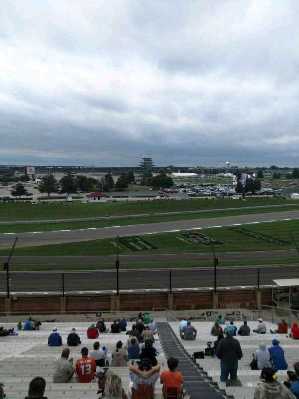 Indianapolis Motor Speedway, secção: 31, fila: QQ, lugar: 2