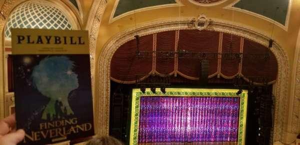Orpheum Theatre (Minneapolis), secção: Balcony 7, fila: U, lugar: 5