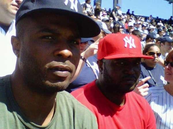 Old Yankee Stadium, secção: 237, fila: 5A, lugar: 9-10