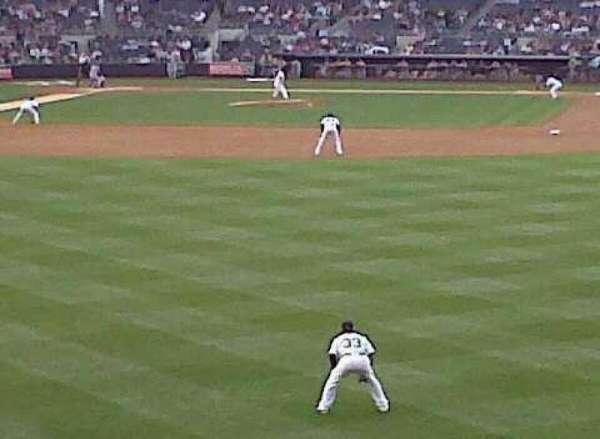 Yankee Stadium, secção: 202, fila: 5, lugar: 1