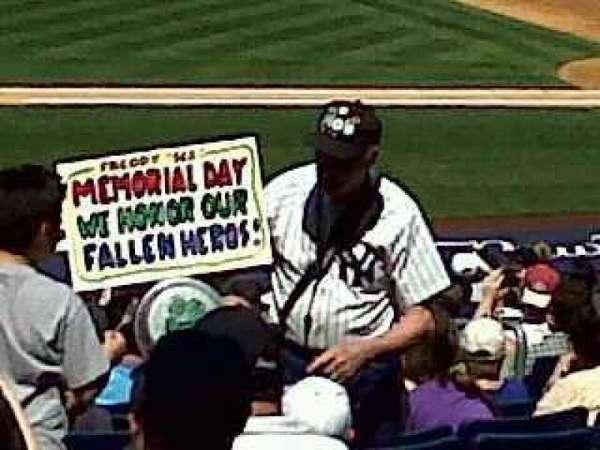 Old Yankee Stadium, secção: 124