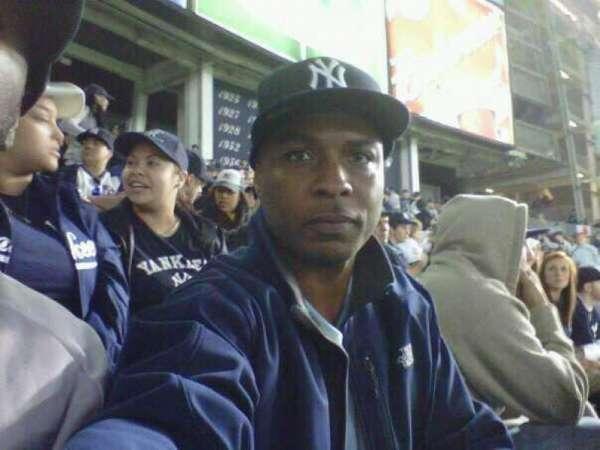 Yankee Stadium, secção: 239, fila: 20